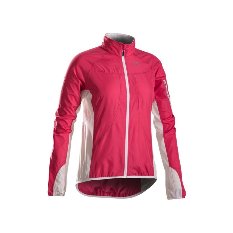BONTRAGER RACE WINDSHELL JACKET LADIES SORBET XSMALL