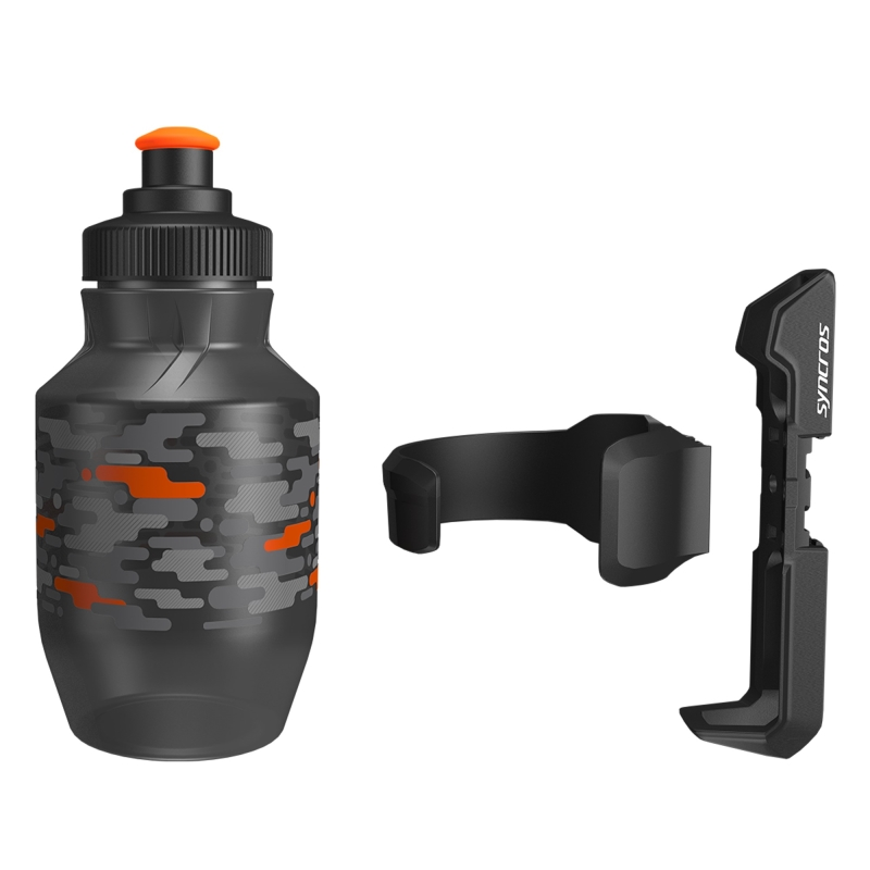 SYNCROS KIDS BOTTLE AND CAGE BLACK