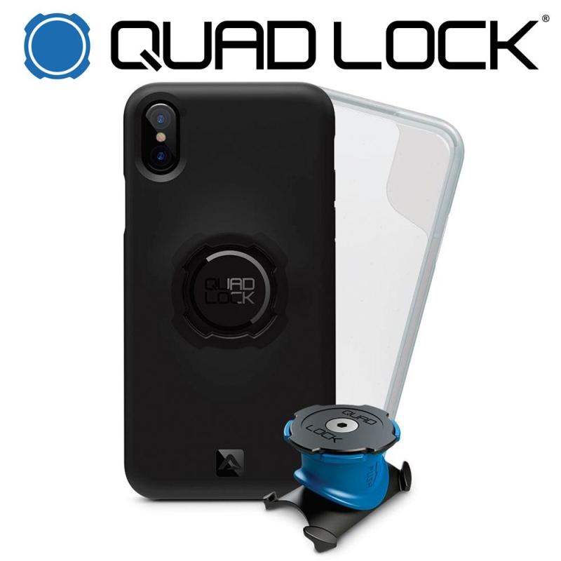 QUAD LOCK QUADLOCK BIKE KIT IPHONE X