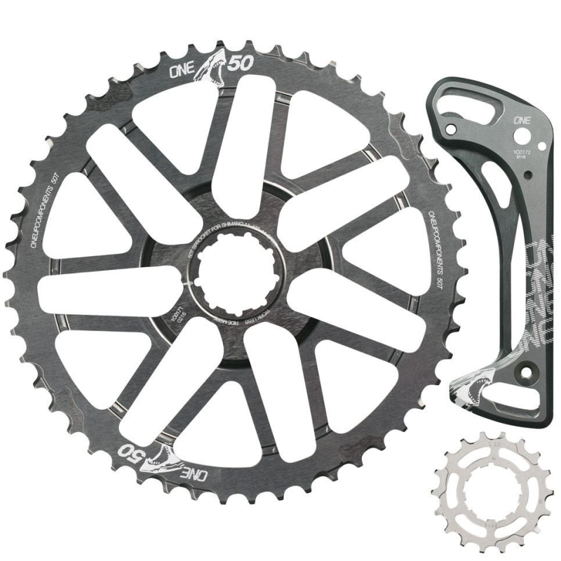 ONEUP ONEUP SHARK TOOTH 50T / 18T SPROCKETS AND CAGE