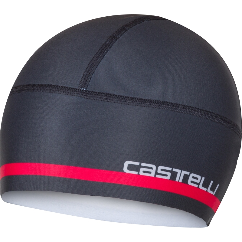 CASTELLI ARRIVO 2 THERMO SKULLY CAP 4517530 ANTHRACITE ONE SIZE