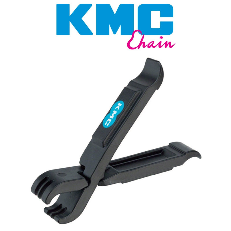 KMC MISSING LINK CHAIN TOOL AND TYRE LEVERS