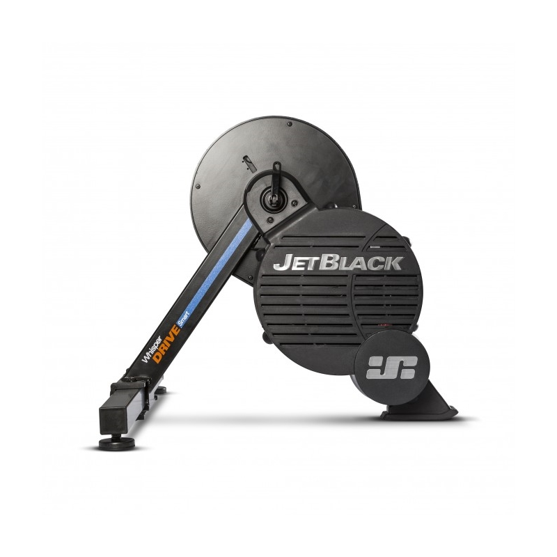 JET BLACK WHISPERDRIVE SMART DIRECT DRIVE TRAINER