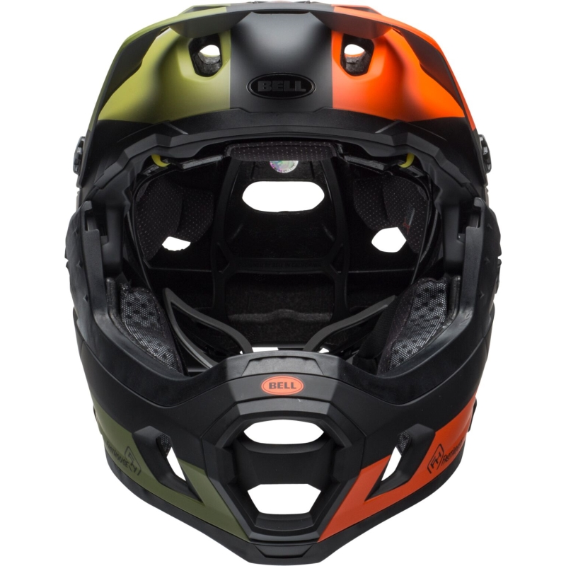 BELL SUPER DH FASTHOUSE LTD MIPS HELMET LARGE