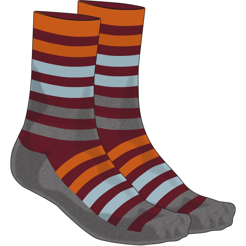 MADISON ISOLER MERINO 3-SEASON SOCK