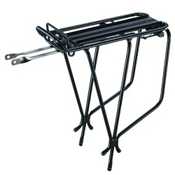Image: TOPEAK SUPER TOURIST RACK W/SPRING BLACK