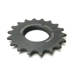 Image: SOMA COG FIXED BLACK