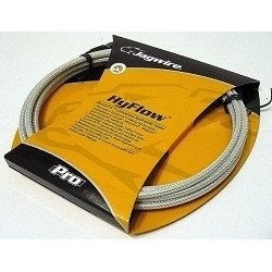 Image: JAGWIRE FLUID CABLE SET AVID JUICY BRAIDED SILVER