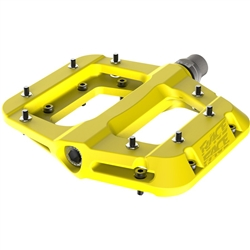 Image: RACEFACE CHESTER PEDALS  YELLOW