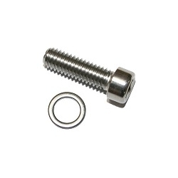 Image: SHIMANO FC-M590 CLAMP BOLT (M6X19) & WASHER