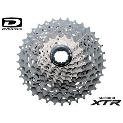 Image: SHIMANO XTR DYNA-SYS CS-M980 CASSETTE
