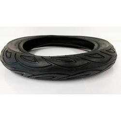 Image: ROCKET  TYRE 12 INCH SMOOTH TREAD BLACK