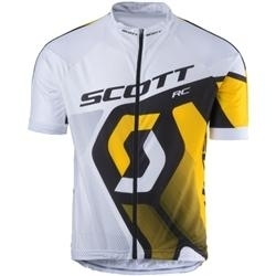 Image: SCOTT JERSEY RC PRO YELLOW LARGE