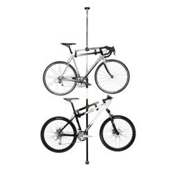 Image: X TECH FLOOR/CEILING 2 BIKE DISPLAY UNIT