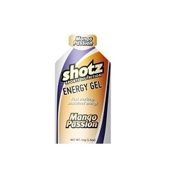 Image: SHOTZ ENERGY GEL MANGO PASSION