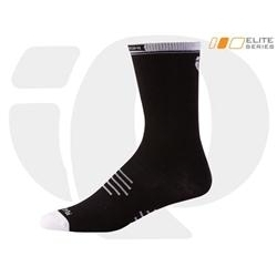 Image: PEARL IZUMI ELITE TALL SOCKS BLACK SMALL (35-38 EU)