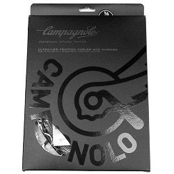Image: CAMPAGNOLO CABLE KIT 11S COMPLETE CG-ER600 RED
