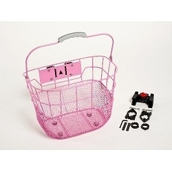 Image: GENERIC BASKET FRONT WIRE Q/R PINK