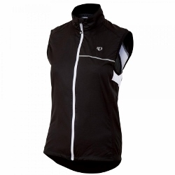 Image: PEARL IZUMI ELITE BARRIER VEST LADIES BLACK 2XLARGE