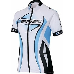 Image: LOUIS GARNEAU EQUIPE LADIES JERSEY LG TEAM WHITE XLARGE