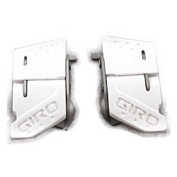 Image: GIRO GIRO BUCKLE MR-1 REPLACEMENT KIT WHITE