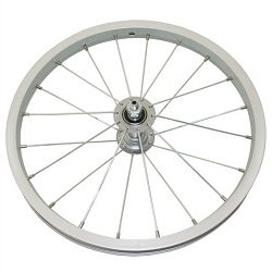 Image: CROOZER REPLACEMENT STROLLER WHEEL