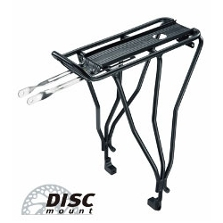 Image: TOPEAK BABY SEAT II REAR RACK 29ER DISC BRAKE