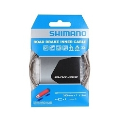 Image: SHIMANO DURA-ACE BC-9000 1.6MM X 2000MM POLYMER COATED BRAKE CABLE