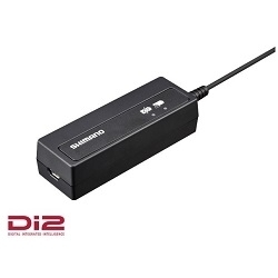 Image: SHIMANO SM-BCR2 BATTERY CHARGER DI2 W/ USB POWER CABLE