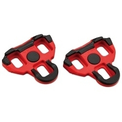 Image: GARMIN VECTOR CLEAT FLOAT RED