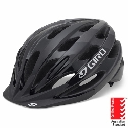 Image: GIRO BISHOP XL HELMET BLACK / CHARCOAL ADULT XLARGE