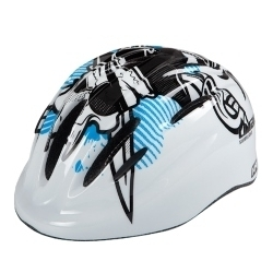 Image: LIMAR 149 HELMET BLUE PIRATES (50-57CM)