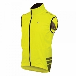 Image: PEARL IZUMI ELITE BARRIER VEST MENS YELLOW XLARGE