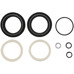 Image: FOX SUSPENSION 32MM DUST WIPER & SEAL KIT LOW FRICTION FOR 20WT GOLD