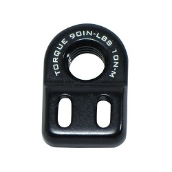 Image: TREK THREADED NUT INSERT WITH CABLE GUIDE
