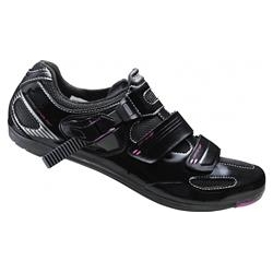 Image: SHIMANO SH-WR62 ROAD SHOES LADIES BLACK 38