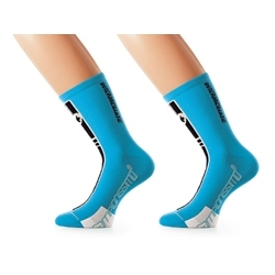 Image: ASSOS INTERMEDIATE SOCKS S7 2 PACK DEAL