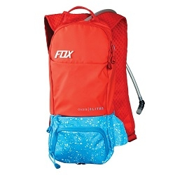 Image: FOX HEAD OASIS HYDRATION PACK RED