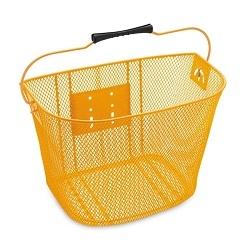 Image: ELECTRA BASKET STEEL MESH QR FRONT