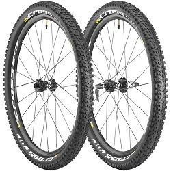 Image: MAVIC CROSSROC XL WTS WHEELSET