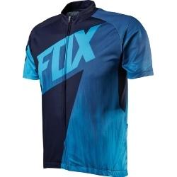 Image: FOX HEAD LIVEWIRE RACE JERSEY BLUE SMALL