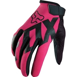 Image: FOX HEAD RIPLEY LADIES GLOVE PINK LARGE