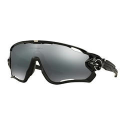 Image: OAKLEY JAWBREAKER POLISHED BLACK - BLACK IRIDIUM
