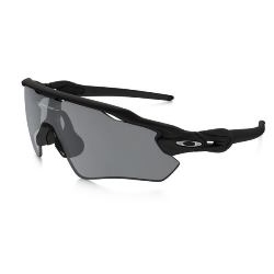 Image: OAKLEY RADAR EV PATH MATTE BLACK - BLACK IRIDIUM