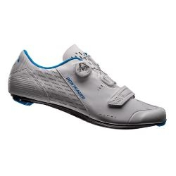 Image: BONTRAGER MERAJ LADIES SHOE WHITE 38