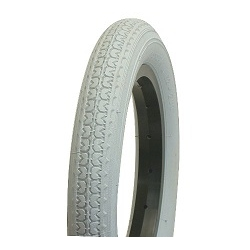Image: GENERIC TYRE 12 INCH WHITE