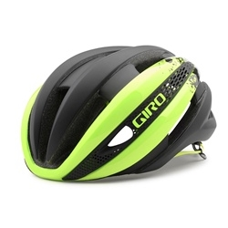 Image: GIRO SYNTHE HELMET LIMITED EDITION HIGHLIGHT YELLOW / MATTE BLACK LARGE
