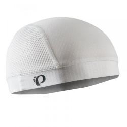 Image: PEARL IZUMI SKULL CAP IN-R-COOL UPF 50+ WHITE UNIVERSAL