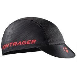 Image: BONTRAGER CYCLING CAP SUMMER BLACK ONE SIZE