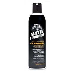 Image: WHITE LIGHTNING MATTE FINISHER CLEANER